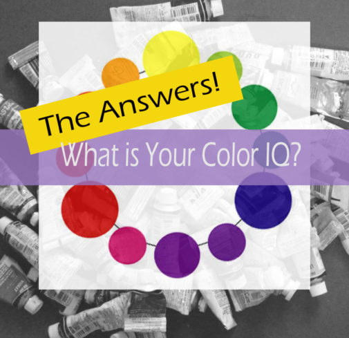 your color iq