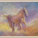Watch the Custom Horse Painting Demo of 'River' | Stage 6