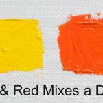 How do You Mix Orange?