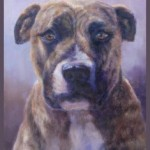 Ellie Comes to Life – Final Step in Painting Memory Portrait
