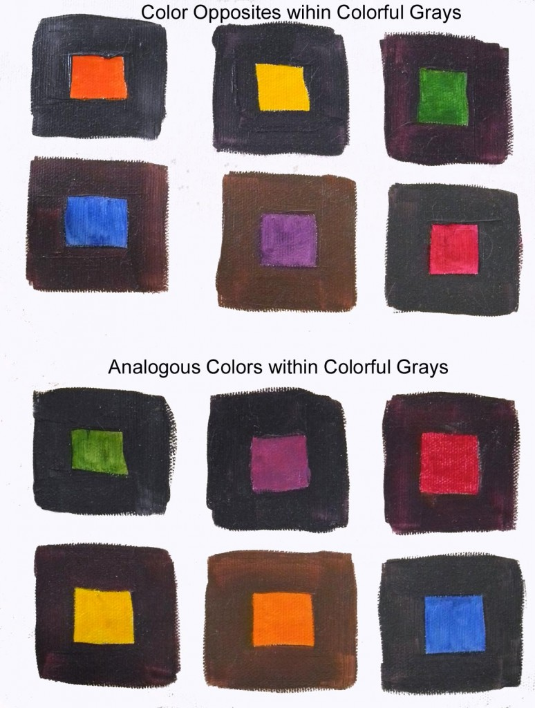 Why is mixing gray so important for painters celebrating color mixing gray geenschuldenfo Images