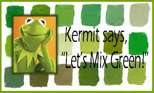 Greens with Title-Kermit