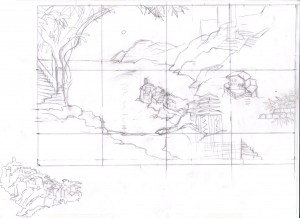 Grid-Sketch