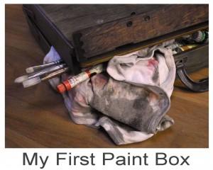 your first art teacher