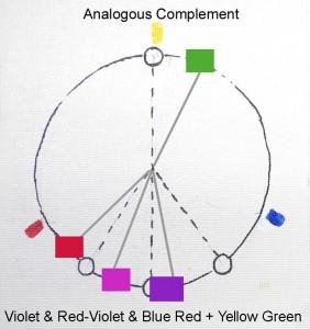 analogous complement color scheme