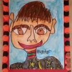 """""""I am already an artist!"""" proclaimed the 5-year old"""