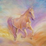 Watch the Custom Horse Painting Demo of 'River' | Stage 5