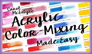 color mixing made easy