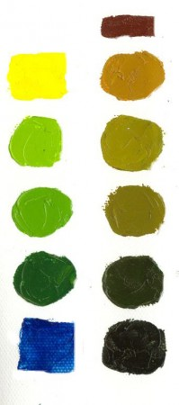 mix greens