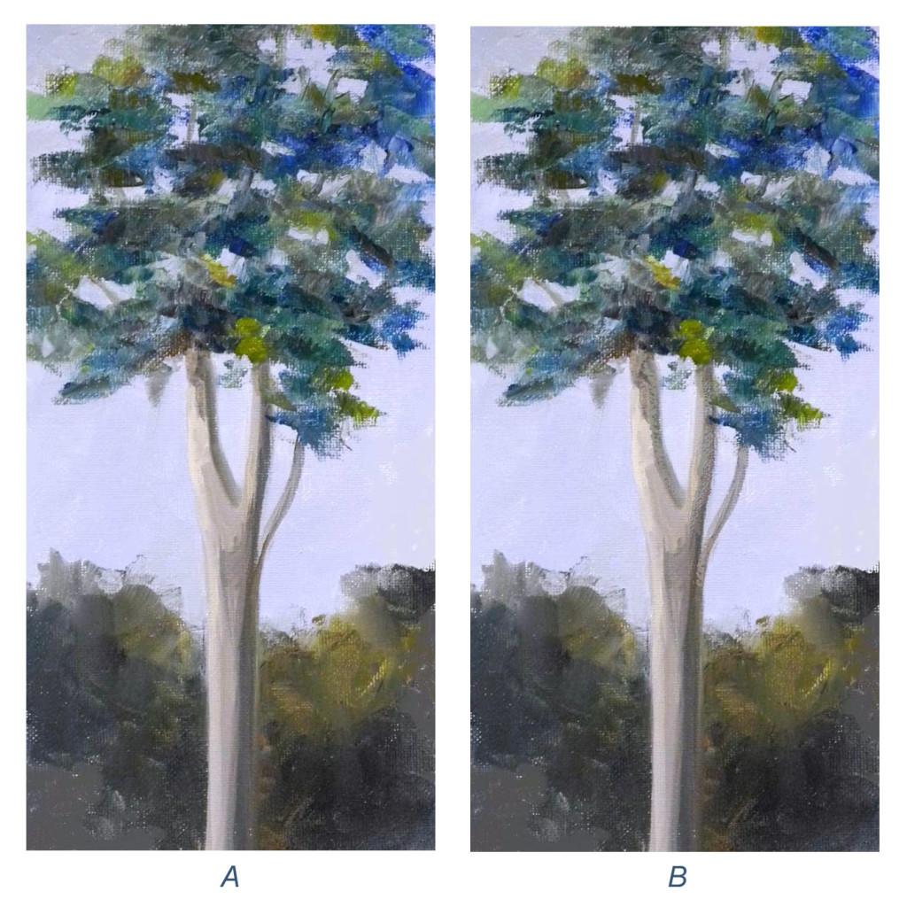 simultaneous contrast in art