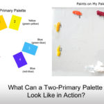 How to Lay-out a Two-Primary Palette