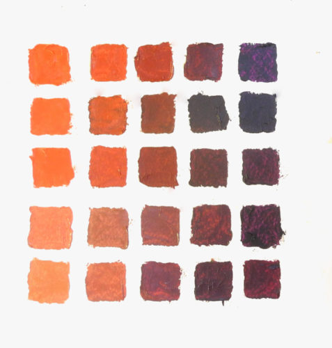 What Color Is Sienna >> Eliminate Burnt Sienna From Your Palette Celebrating Color