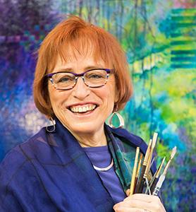 Author Carol McIntyre