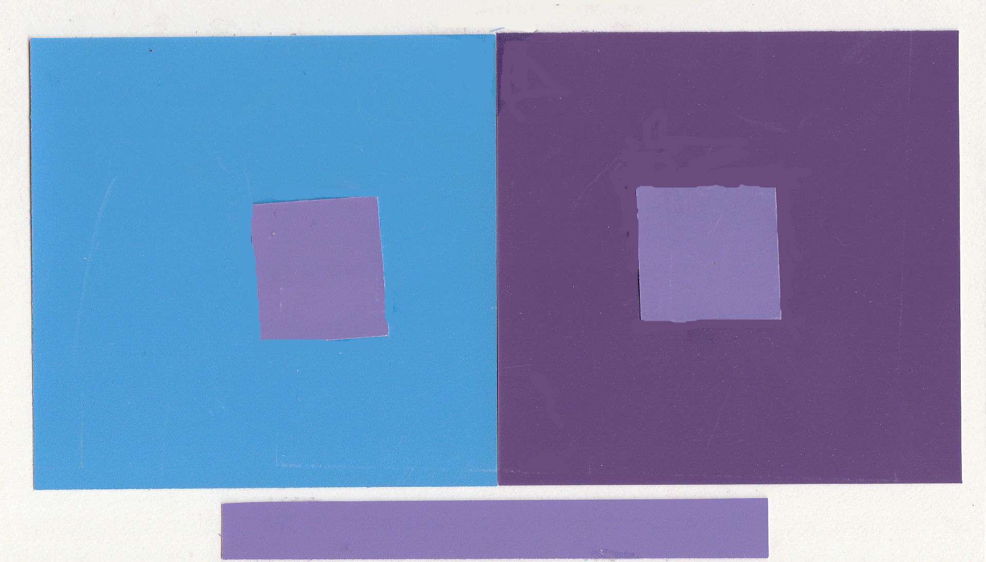 Albert Munsell, Josef Albers, Color Theory, Color Mixing