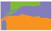 Carol A. McIntyre Brush Strokes Logo