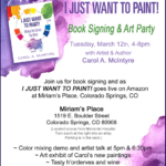 Book Launch Party Invitation!
