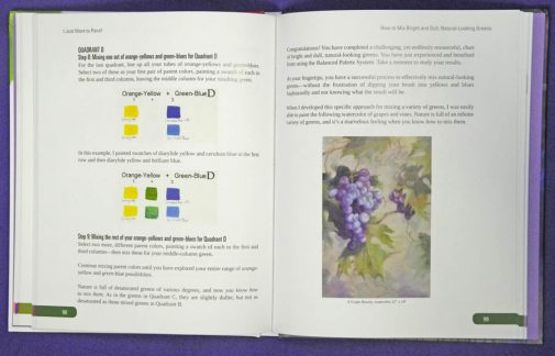 color theory, color mixing, book publishing, self-publisher