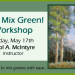 Let's Mix Green! Workshop