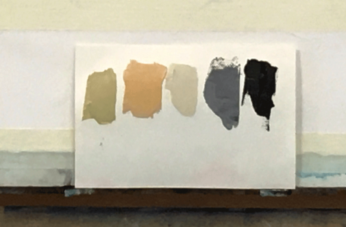 color mixing, color theory