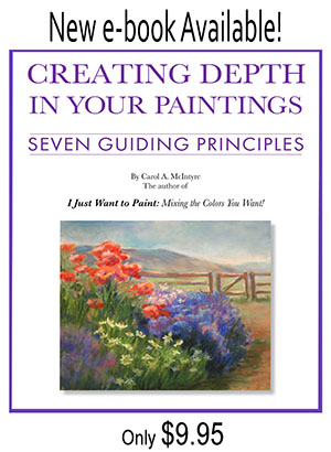 Creating Depth In Your Paintings eBook