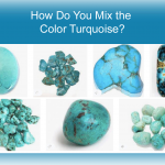 How Do You Mix Turquoise?